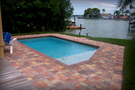 Residential Pool and Deck (10' x 20')